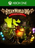 SteamWorld Dig: A Fistful of Dirt Xbox One Front Cover 1st version