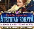 Death Upon An Austrian Sonata: A Dana Knightstone Novel (Collector's Edition) Macintosh Front Cover