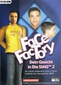 Face Factory: Dein Gesicht in die Sims 2  Windows Front Cover