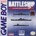 Battleship: The Classic Naval Combat Game Game Boy Front Cover