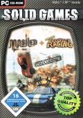 Mashed: Fully Loaded + Off-Road Redneck Racing Windows Front Cover