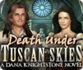 Death Under Tuscan Skies: A Dana Knightstone Novel Macintosh Front Cover