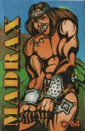 Madrax Commodore 64 Front Cover