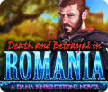 Death and Betrayal in Romania: A Dana Knightstone Novel Macintosh Front Cover