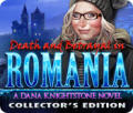 Death and Betrayal in Romania: A Dana Knightstone Novel (Collector's Edition) Macintosh Front Cover