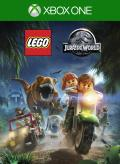 LEGO Jurassic World Xbox One Front Cover