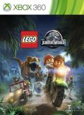 LEGO Jurassic World Xbox 360 Front Cover