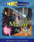 Chill Manor DOS Front Cover
