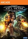 Warhammer 40,000: Kill Team Xbox 360 Front Cover