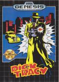 Dick Tracy Genesis Front Cover