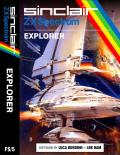 EXPLORER ZX Spectrum Front Cover
