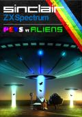 Pets vs Aliens Prologue ZX Spectrum Front Cover