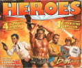 Heroes Commodore 64 Front Cover