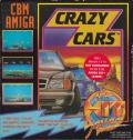 Crazy Cars Amiga Front Cover