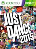Just Dance 2015 Xbox 360 Front Cover