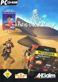 Paris-Dakar Rally Windows Front Cover