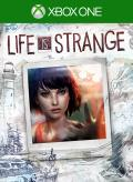 Life Is Strange: Episode 1 - Chrysalis Xbox One Front Cover