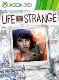 Life is Strange: Episode 1 - Chrysalis Xbox 360 Front Cover