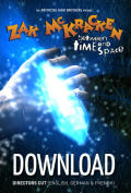 Zak McKracken: Between Time and Space - Director's Cut Linux Front Cover