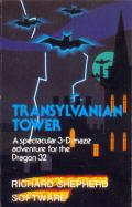 Transylvanian Tower Dragon 32/64 Front Cover