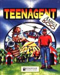 Teenagent Amiga Front Cover