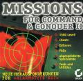 Missions für Command & Conquer II Windows Front Cover