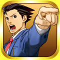 Phoenix Wright: Ace Attorney - Dual Destinies iPad Front Cover