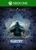 Far Cry 4: Valley of the Yetis Xbox One Front Cover