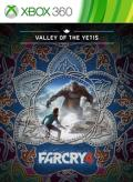 Far Cry 4: Valley of the Yetis Xbox 360 Front Cover