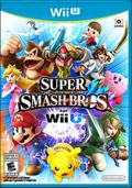 Super Smash Bros. for Wii U Wii U Front Cover