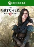The Witcher 3: Wild Hunt - Alternative Look for Yennefer Xbox One Front Cover 1st version