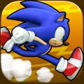 Sonic Runners iPad Front Cover