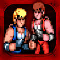Double Dragon Trilogy iPad Front Cover