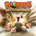 Worms: Battlegrounds PlayStation 4 Front Cover