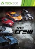 The Crew Xbox 360 Front Cover