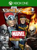 Marvel Pinball: Vengeance and Virtue Xbox One Front Cover