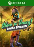 Oddworld: Abe's Oddysee - New 'n' Tasty! Xbox One Front Cover