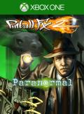 Pinball FX2: Paranormal Xbox One Front Cover