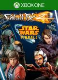 Pinball FX2: Star Wars Pinball Xbox One Front Cover