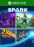 Project Spark: Champions Quest Play Pack Xbox One Front Cover
