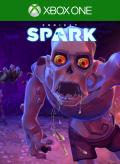 Project Spark: Zombie Outbreak Xbox One Front Cover