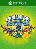 Skylanders: Swap Force Xbox One Front Cover 1st version