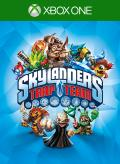Skylanders: Trap Team Xbox One Front Cover