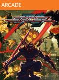 Strider Xbox 360 Front Cover