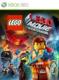 The LEGO Movie Videogame Xbox 360 Front Cover
