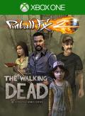 The Walking Dead Pinball Xbox One Front Cover 1st version