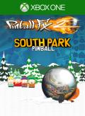 Zen Pinball 2: South Park Pinball Xbox One Front Cover 1st version