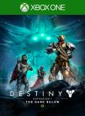Destiny: Expansion I - The Dark Below Xbox One Front Cover