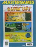 Blow Up! MSX Front Cover