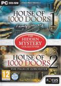 The Hidden Mystery Collectives: House of 1,000 Doors 1 & 2 Windows Front Cover